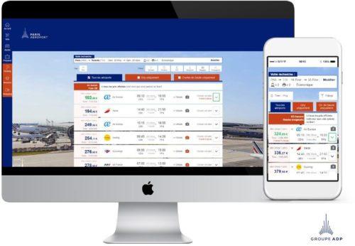 Paris Aéroport enrichit son offre de services pour les passagers et devient l'un des acteurs majeurs du tourisme dans le mond