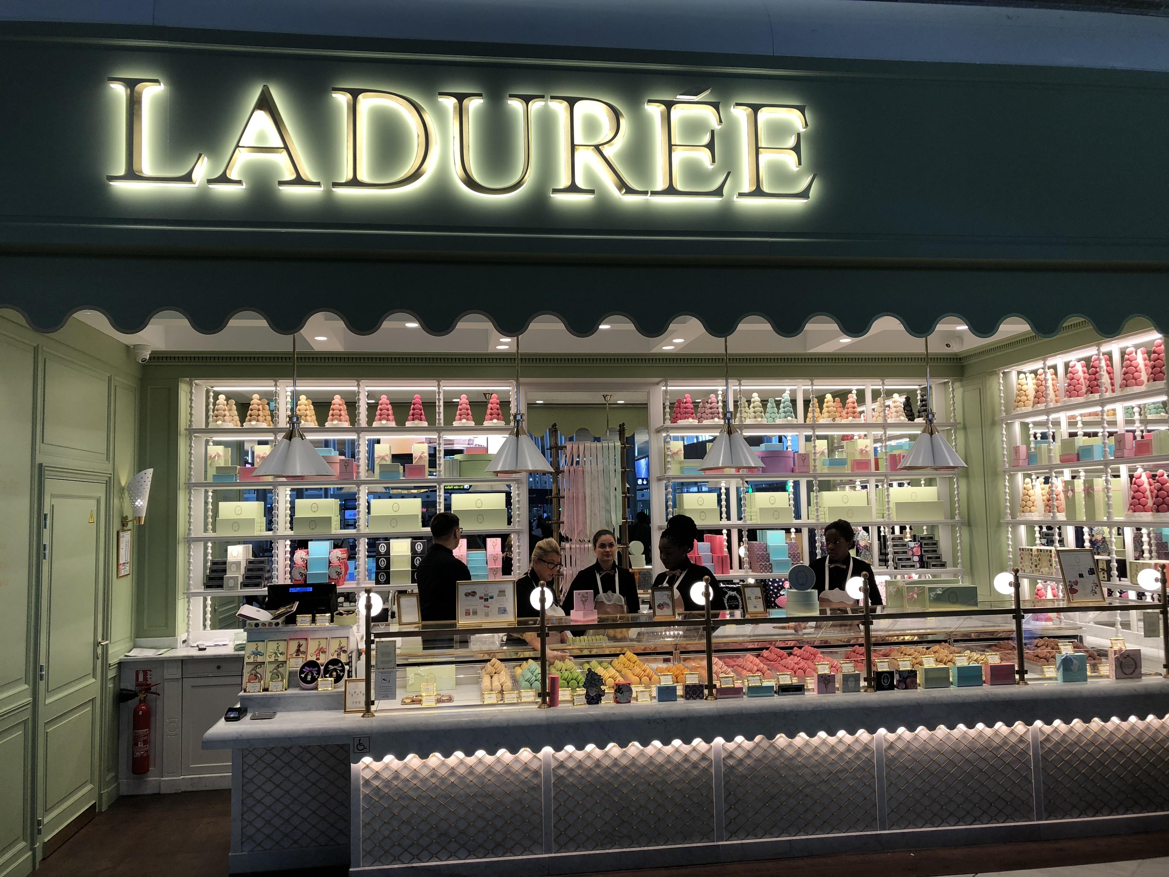 Boutique Maison Ladurée @Ladurée