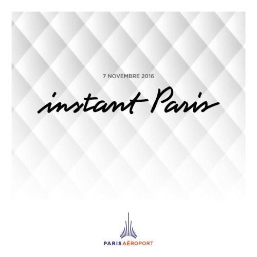 Instant Paris