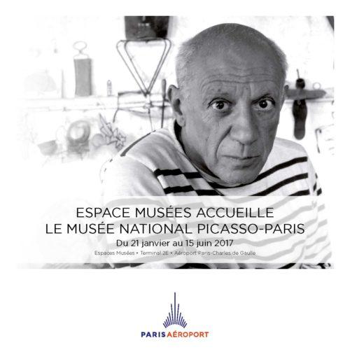 ESPACE MUSÉES ACCUEILLE LE MUSÉE NATIONAL PICASSO-PARIS