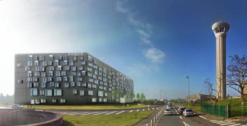 Le Groupe ADP, VINCI Immobilier et Meliá Hotels International signent les accords définitifs pour l'implantation d'un hôtel Innside by Meliá sur l'aéroport Paris-Charles de Gaulle