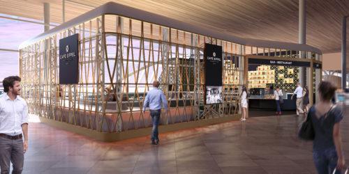 Paris Aéroport renforce son offre gastronomique au coeur du hub de l'aéroport Paris-Charles de Gaulle