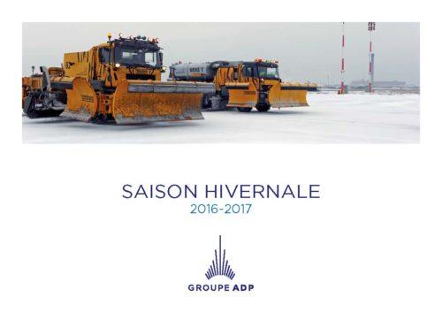 SAISON HIVERNALE 2016-2017