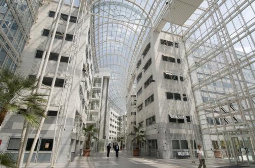Le Groupe ADP acquiert la totalité duDôme, ensemble de huit immeubles de bureaux à Roissypole, sur l'aéroport Paris-Charles de Gaulle