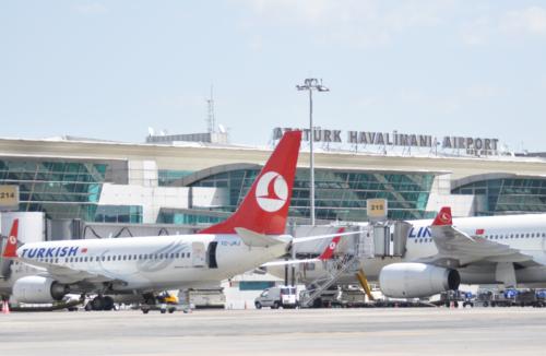 Transfert des vols commerciaux de l'aéroport d'Atatürk vers le nouvel aéroport d'Istanbul<br />