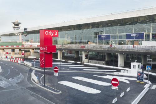 Groupe ADP inaugure ORLY 3, nouveau bâtiment de jonction de l'aéroport Paris-Orly