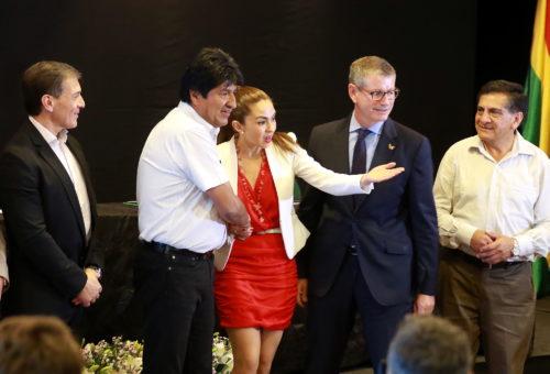 Le Groupe ADP entre en discussion exclusiveavec les autorités boliviennes pour développerl'aéroport international de Santa Cruz