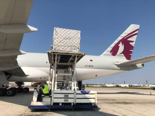 Covid-19: le Groupe ADP, Bolloré Logistics et Qatar Airways Cargo se mobilisent pour faciliter l'activité cargo et le transport de produits pharmaceutiques en France