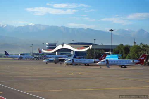 Signature d'un accord par TAV Airports pour l'acquisition de l'aéroport international d'Almaty au Kazakhstan
