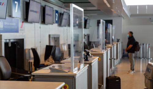 Paris-Charles de Gaulle :<br /> aéroport test pour les recommandations de l'EASA et les «corridors sanitaires»