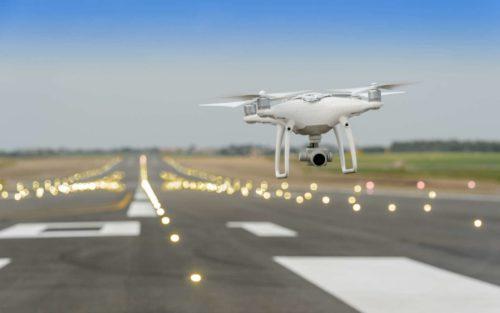 Le Groupe ADP, la DSNA et Thales présentent HOLOGARDE, une solution originale pour protéger les sites sensibles à longue distance contre les drones malveillants<br />