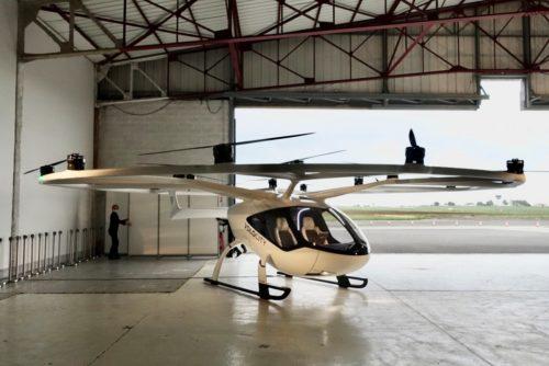 La Région Île-de-France, le Groupe ADP, et le groupe RATP annoncent la structuration d'une filière Mobilité Aérienne Urbaine avec l'implantation d'une zone de test à l'aérodrome de Pontoise et l'ouverture d'un appel à manifestation d'intérêt