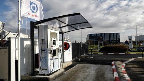 Le Groupe ADP et Air Liquide inaugurent la station hydrogène de l'aéroport Paris-Orly