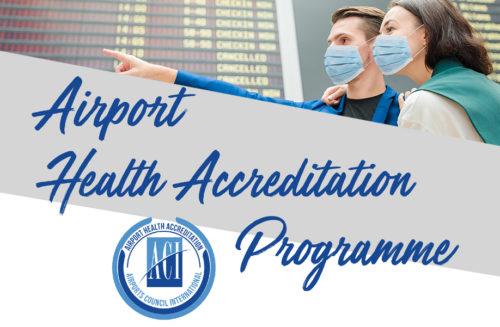 Quatorze aéroports du Groupe ADP, dont Paris-Charles de Gaulle et Paris-Orly, obtiennent l'Airport Health Accreditation de l'ACI, attestant de l'efficacité des dispositifs sanitaires