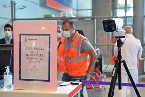 Covid-19 : le Groupe ADP installe des caméras thermiques à l'arrivée des vols internationaux à Paris-Charles de Gaulle