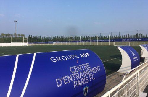 Le Groupe ADP devient partenaire du Paris FC