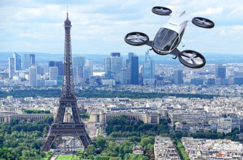 Choose Paris Region, le Groupe ADP et le Groupe RATP <br /> annoncent les lauréats de l'appel à manifestation d'intérêt internationalpour la structuration d'une filière Mobilité Aérienne Urbaine