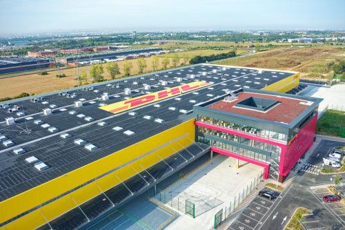Le Groupe ADP se félicite de la mise en service du nouveauhub de DHL Express sur la zone cargo de l'aéroport Paris-Charles de Gaulle